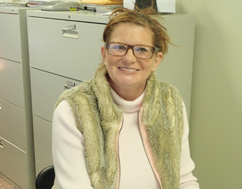 Sherry Gentry, office manager (staff) at Nature's Image Landscape Contractors, Nixa, MO - Springfield, Missouri