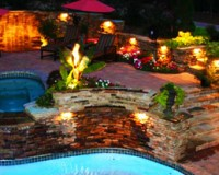 Landscape Lighting – Illuminating the beauty of your garden