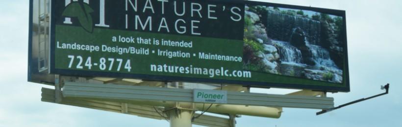 Pioneer Outdoor Billboard